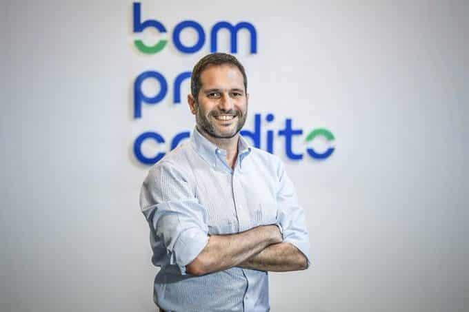 Ricardo Kalichsztein, CEO e fundador do Bom Pra Crédito