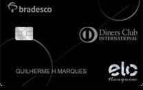 cartão de crédito empresarial bradesco elo nanquim diners club